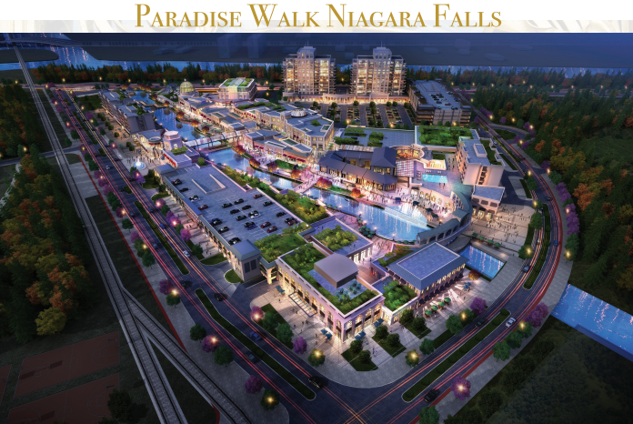Groundbreaking Development in Niagara Falls to be First-of-its-Kind in Canada